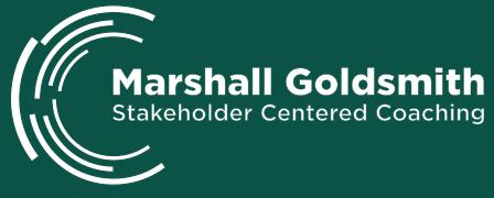 Marshall Goldsmith Stakeholder Centered Coaching
