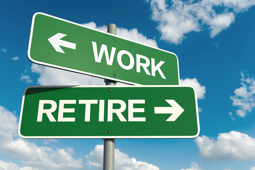 Handling Retirement Age in Ireland