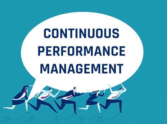 Continuous Performance Management