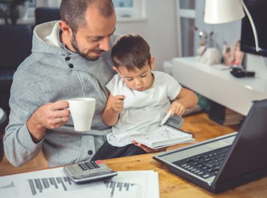 Working from Home / Parents with Children at Home